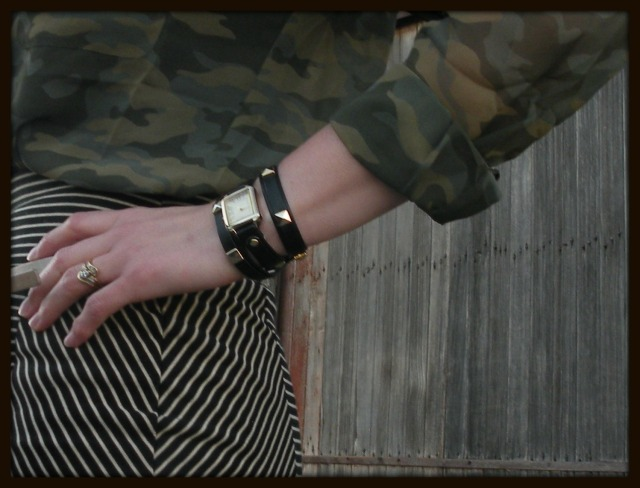 Wrap Watch and Camo