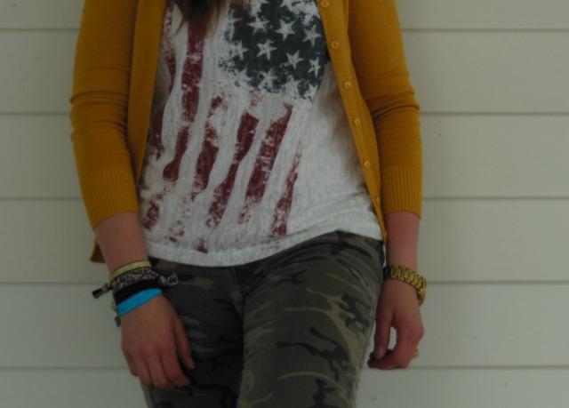 Americana Camo 3
