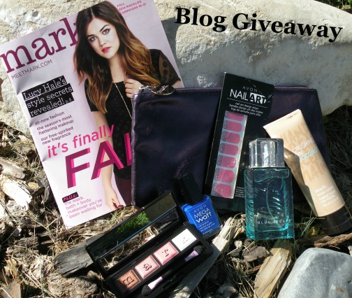 Blog Beauty Bag Giveaway