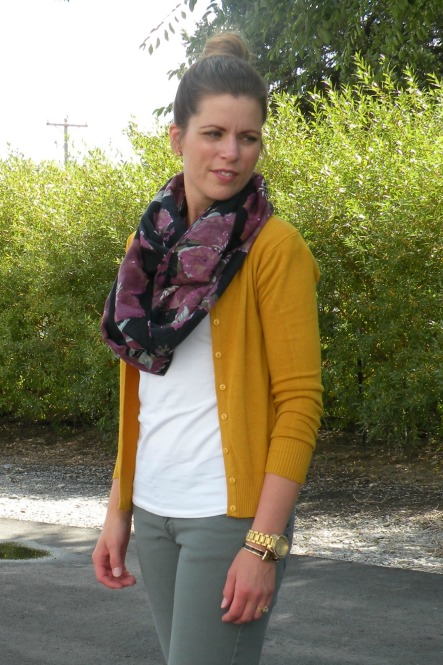 All Around Style Scarf 2