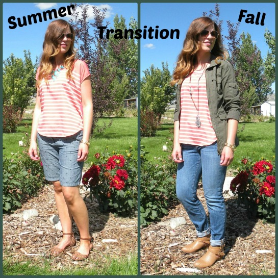 Summer To Fall Transition