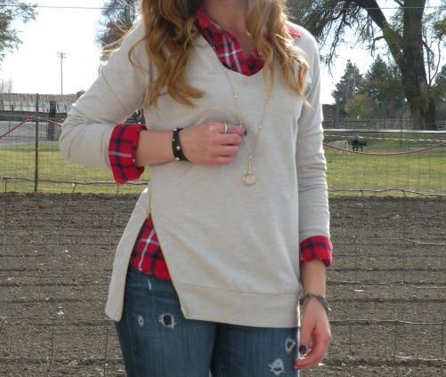 Holiday Styling Plaid