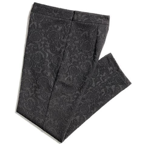 Night Gaze Jacquard Pants