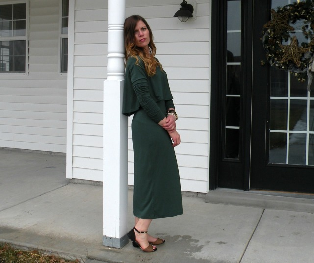 All Across Town Dress