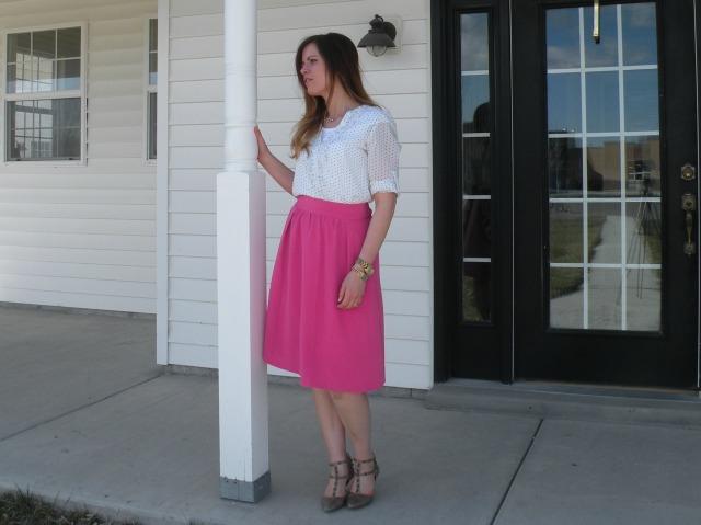 Midi Skirt 3