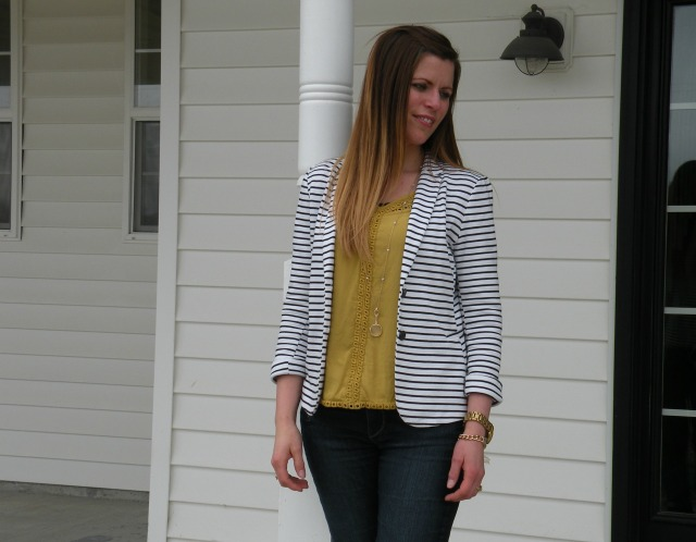Mustard and Stripes 3