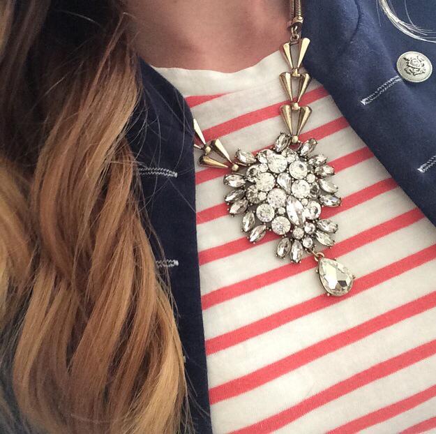 mark Clear Choice Necklace