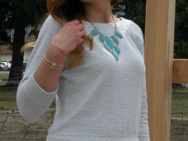 Sheer Brilliance Sweatshirt 6
