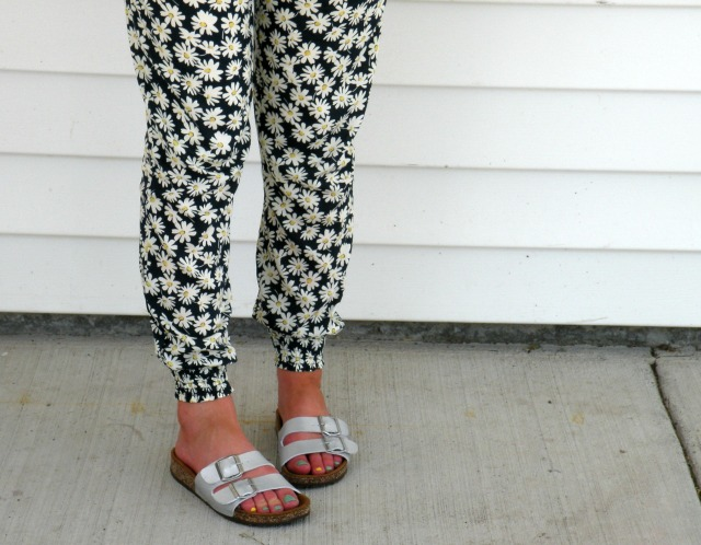 Floral Joggers 5