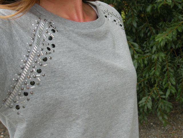 Stroke of Luxe Sweatshirt 4